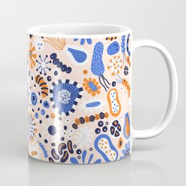 Microorganisms Coffee Mug