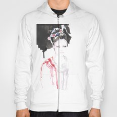 Watercolor illustrations Hoody