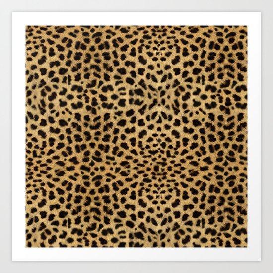 Cheetah Print by loolyelzayat