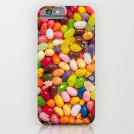 Gourmet Jelly Bean Pattern  iPhone Case
