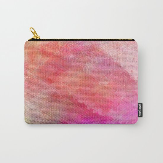 Multicolored abstract 2016 / 008 Carry-All Pouch