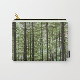 YOUNG FOREST Carry-All Pouch