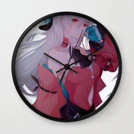 Skadi Arknights Wall Clock
