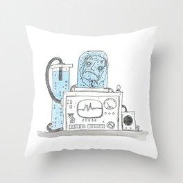 Immortality Throw Pillow