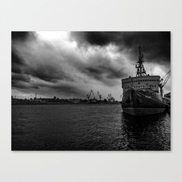 Before the Hurricane Canvas Print