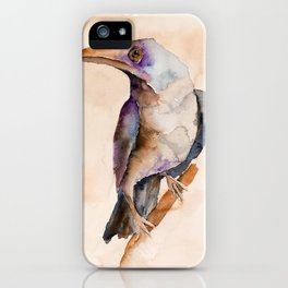 BIRD#2 iPhone Case