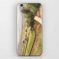 Yorkshire Farmland iPhone & iPod Skin
