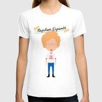 napoleon T-shirts featuring Napoleon Dynamite by Creo tu mundo
