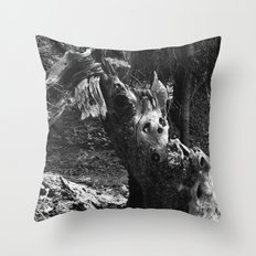 Vulnerable II Throw Pillow