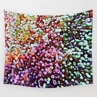 nemo Wall Tapestries featuring Living Reef by UMe Images