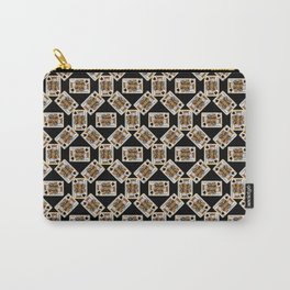 King of Spades black Carry-All Pouch