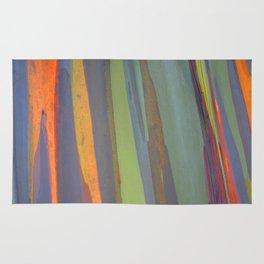 Rainbow Eucalyptus Magic Rug