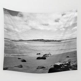 Beach - New Zealand South Coast Wall Tapestry