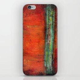 Copper iPhone Skin