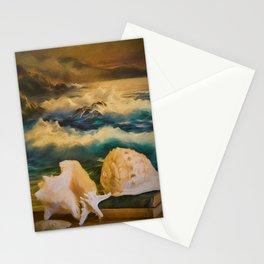 Sea Shell Still Life Stationery Cards