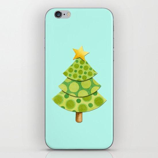 Holiday Polka Dots iPhone & iPod Skin
