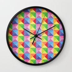 Squiangle Again & Again... Wall Clock