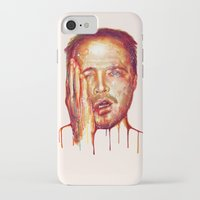 jesse pinkman iPhone & iPod Cases featuring Jesse Pinkman by beart24