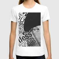 anxiety T-shirts featuring Anxiety by Callen Guidry