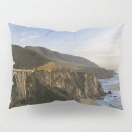 Bixby Bridge at Big Sur Pillow Sham