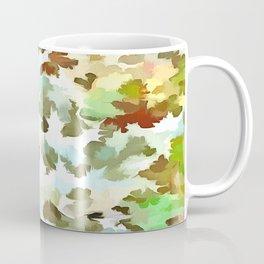 Dusty Miller Abstract Pop Art Coffee Mug