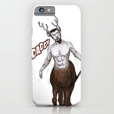Santa's present, from reindeer. iPhone 6s Slim Case