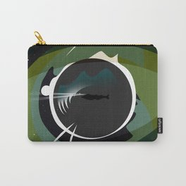 20,000 Leagues Under the Sea Design Carry-All Pouch