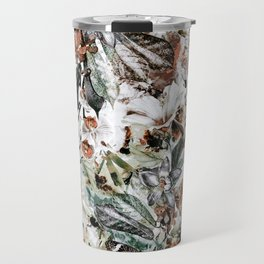 Orchidaceae Travel Mug