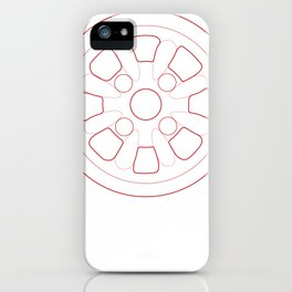 Minilite iPhone Case