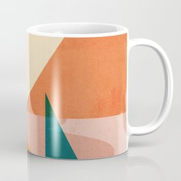 Abstraction_Lake_Sunset Coffee Mug