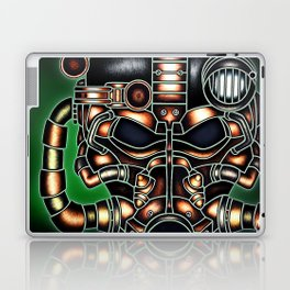 Mechanical Steel Laptop & iPad Skin