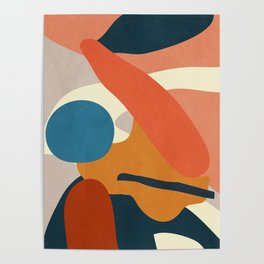 Abstract Art 43 Poster