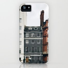 London Town iPhone Case