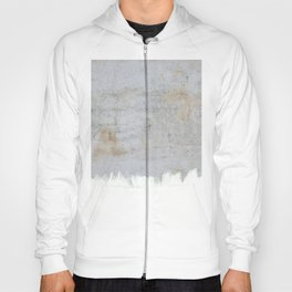 Painting on Raw Concrete Hoody