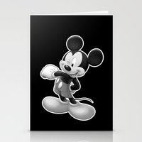 mickey Stationery Cards featuring Mickey by loveme