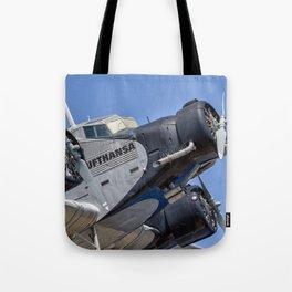 Junkers Ju52 Tote Bag