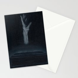 The Premature Burial Stationery Cards