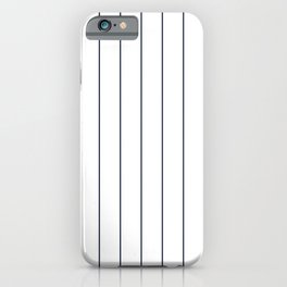 Pinstripes iPhone Case