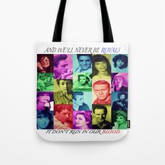 the fame game Tote Bag