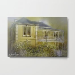 House On The Hill Metal Print