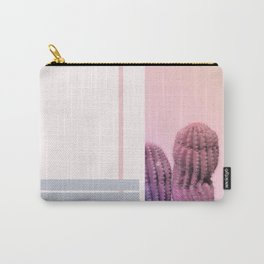 Pastel Cactus #society6 #spring Carry-All Pouch