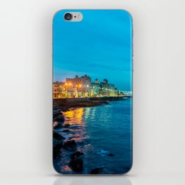 La Vida Nocturna iPhone Skin