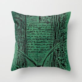 Kafka I Throw Pillow