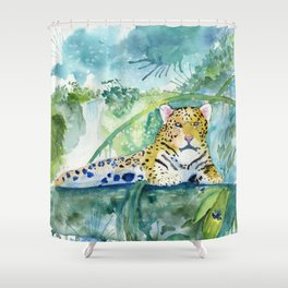 jag Shower Curtain