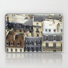 Paris Rooftop #2 Laptop & iPad Skin