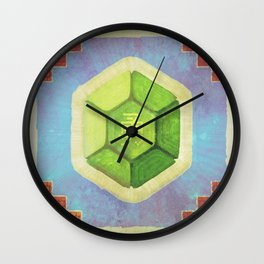 Troopa of Courage Wall Clock