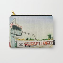 Motel Louisiana Carry-All Pouch