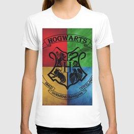 Hogwarts House Crest HP T-shirt
