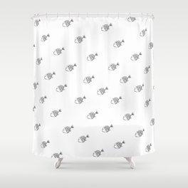 pez Shower Curtain