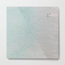 beach - summer of love II Metal Print